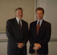 Dr. R. Sobol and Dr. K.J. Scanlon_ Co-Founders and Co-Editors of Nature's Cancer Gene Therapy (1994-2014)