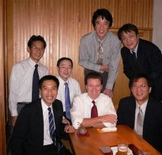 Japanese Post Doctoral Fellows in my Laboratory (1990-1998)
